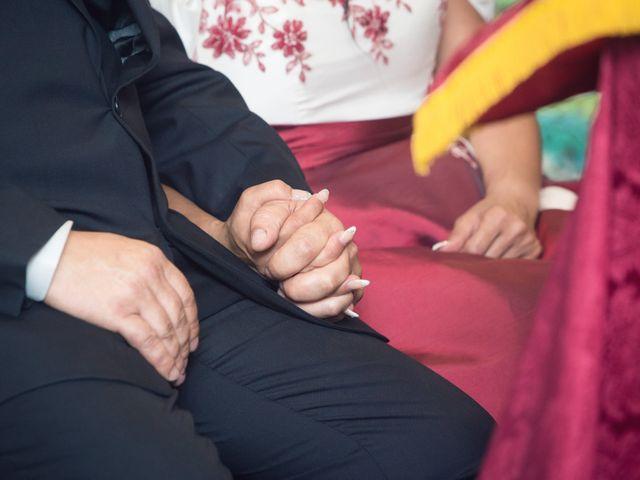 Il matrimonio di Gianluigi e Maria Rita a Quartu Sant'Elena, Cagliari 35
