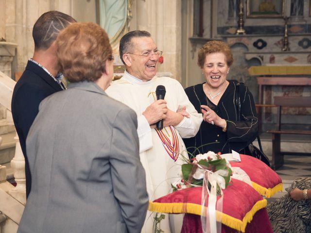 Il matrimonio di Gianluigi e Maria Rita a Quartu Sant'Elena, Cagliari 38