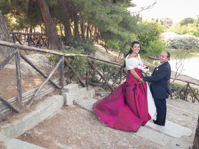 Il matrimonio di Gianluigi e Maria Rita a Quartu Sant'Elena, Cagliari 41