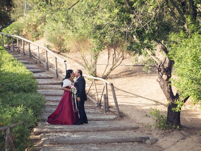 Il matrimonio di Gianluigi e Maria Rita a Quartu Sant'Elena, Cagliari 42