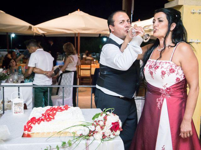 Il matrimonio di Gianluigi e Maria Rita a Quartu Sant'Elena, Cagliari 58