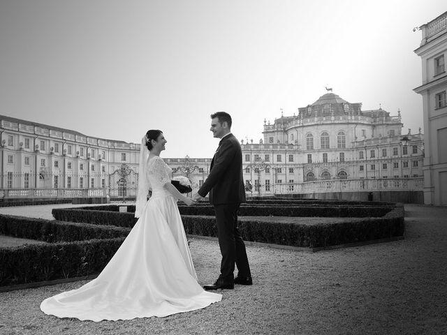 Il matrimonio di Francesco e Loredana a Torino, Torino 21
