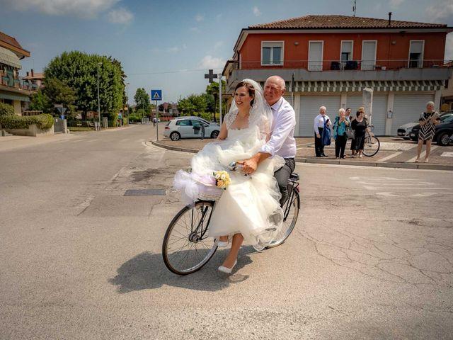 Il matrimonio di Matteo e Federica a Gorgo al Monticano, Treviso 9
