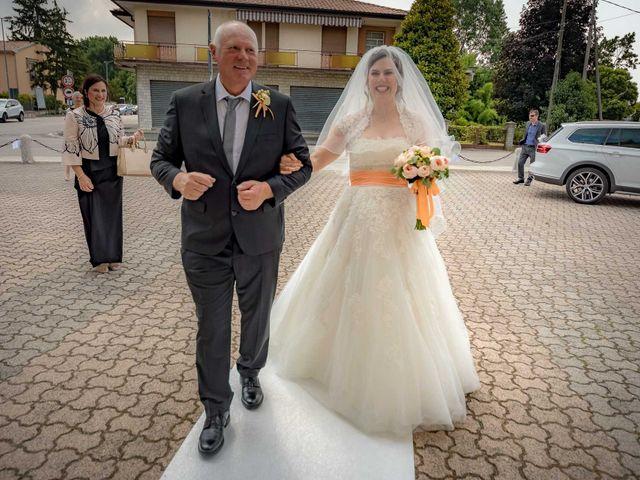 Il matrimonio di Matteo e Federica a Gorgo al Monticano, Treviso 10