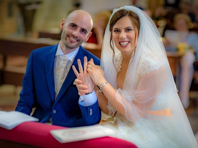 Il matrimonio di Matteo e Federica a Gorgo al Monticano, Treviso 11