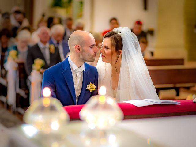 Il matrimonio di Matteo e Federica a Gorgo al Monticano, Treviso 12