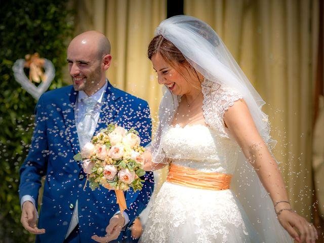 Il matrimonio di Matteo e Federica a Gorgo al Monticano, Treviso 13