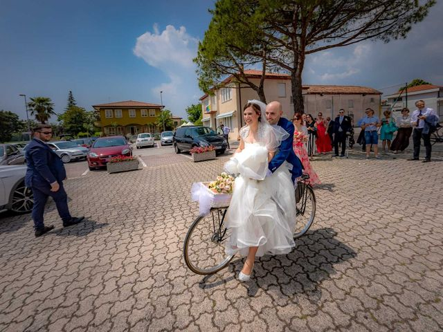 Il matrimonio di Matteo e Federica a Gorgo al Monticano, Treviso 15