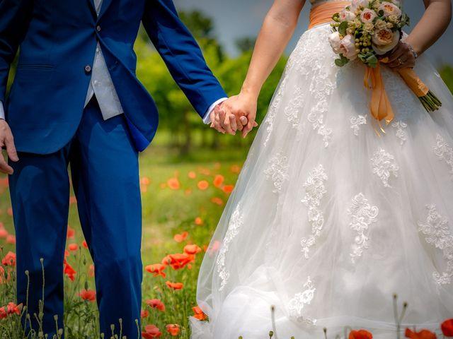 Il matrimonio di Matteo e Federica a Gorgo al Monticano, Treviso 16