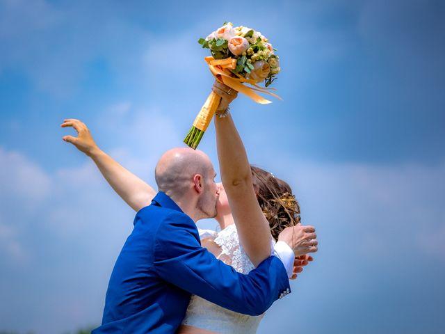 Il matrimonio di Matteo e Federica a Gorgo al Monticano, Treviso 17