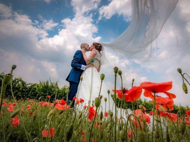 Il matrimonio di Matteo e Federica a Gorgo al Monticano, Treviso 18