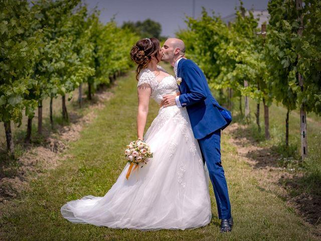 Il matrimonio di Matteo e Federica a Gorgo al Monticano, Treviso 19