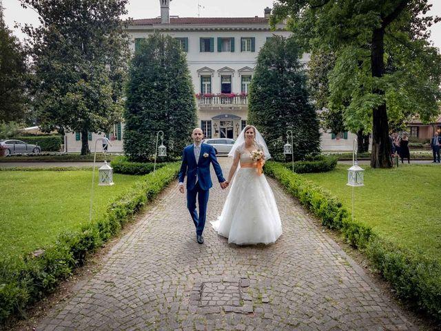 Il matrimonio di Matteo e Federica a Gorgo al Monticano, Treviso 20