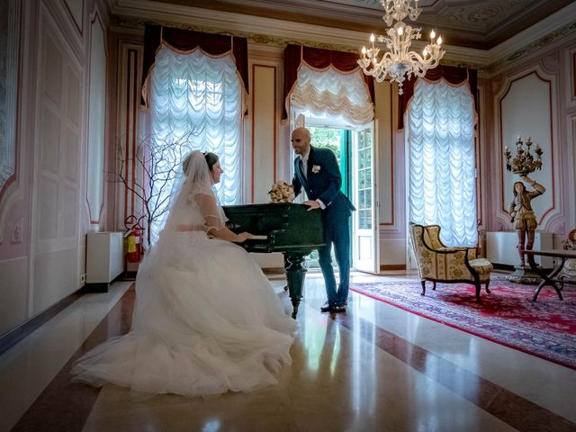 Il matrimonio di Matteo e Federica a Gorgo al Monticano, Treviso 21