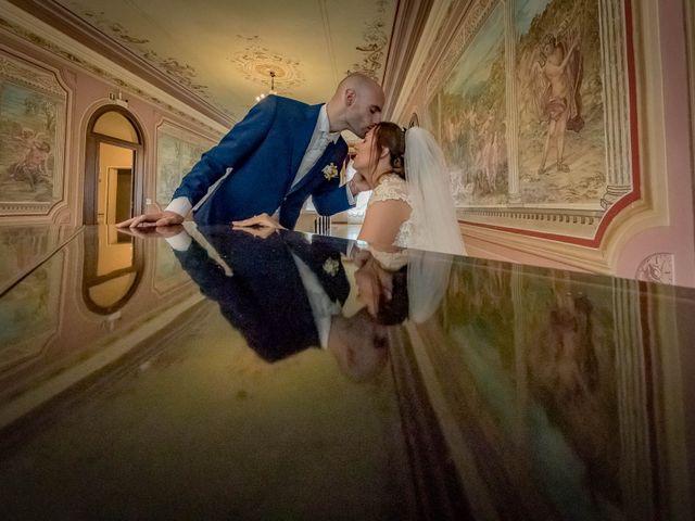 Il matrimonio di Matteo e Federica a Gorgo al Monticano, Treviso 22