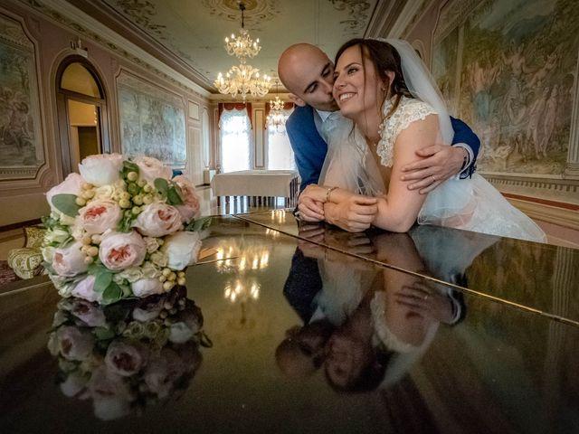 Il matrimonio di Matteo e Federica a Gorgo al Monticano, Treviso 23