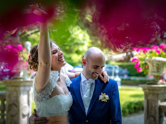 Il matrimonio di Matteo e Federica a Gorgo al Monticano, Treviso 25
