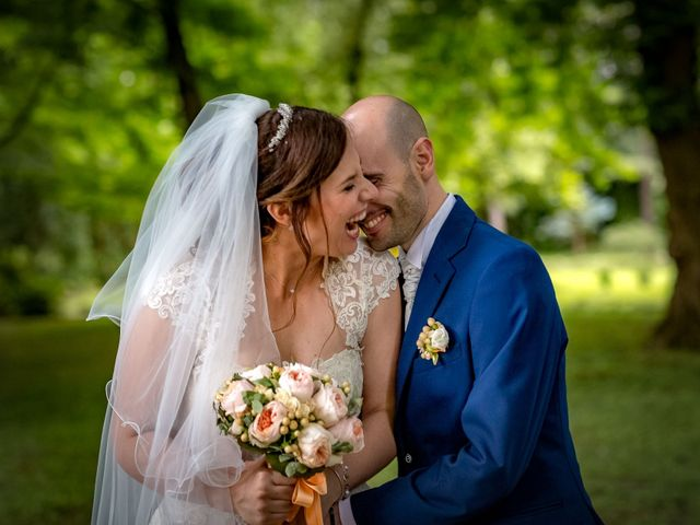 Il matrimonio di Matteo e Federica a Gorgo al Monticano, Treviso 26