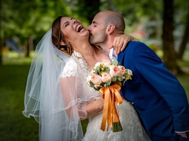 Il matrimonio di Matteo e Federica a Gorgo al Monticano, Treviso 27