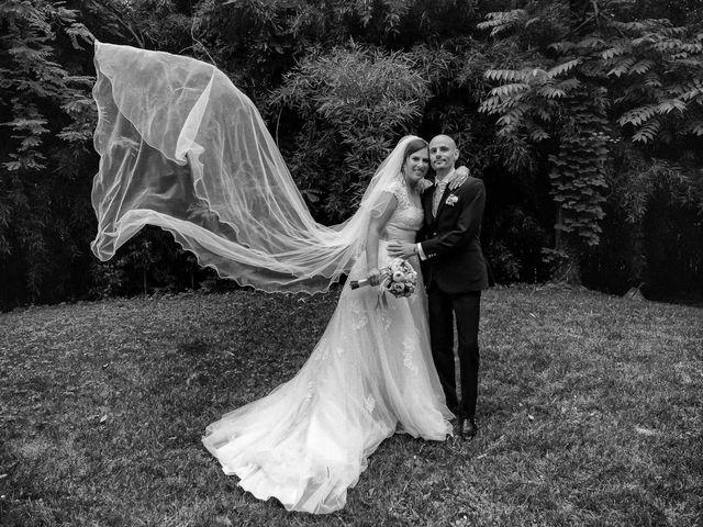 Il matrimonio di Matteo e Federica a Gorgo al Monticano, Treviso 28