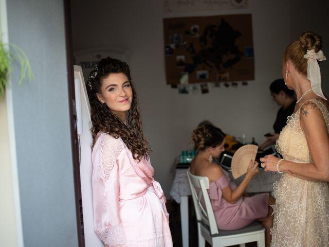 Il matrimonio di Simone e Selene a Prato, Prato 4