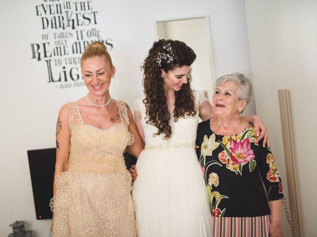 Il matrimonio di Simone e Selene a Prato, Prato 13