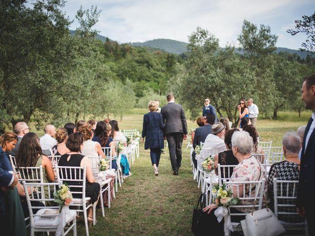 Il matrimonio di Simone e Selene a Prato, Prato 25