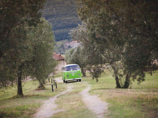 Il matrimonio di Simone e Selene a Prato, Prato 26