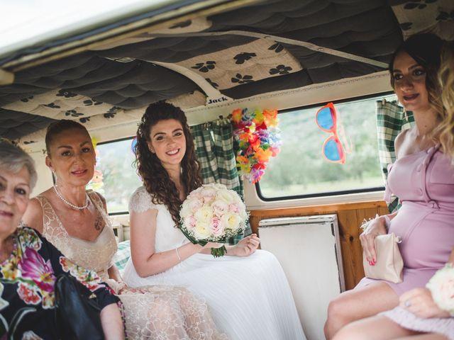 Il matrimonio di Simone e Selene a Prato, Prato 27