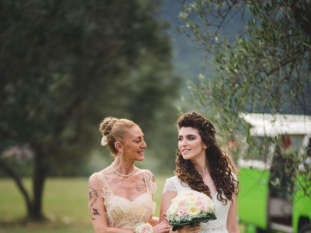 Il matrimonio di Simone e Selene a Prato, Prato 29