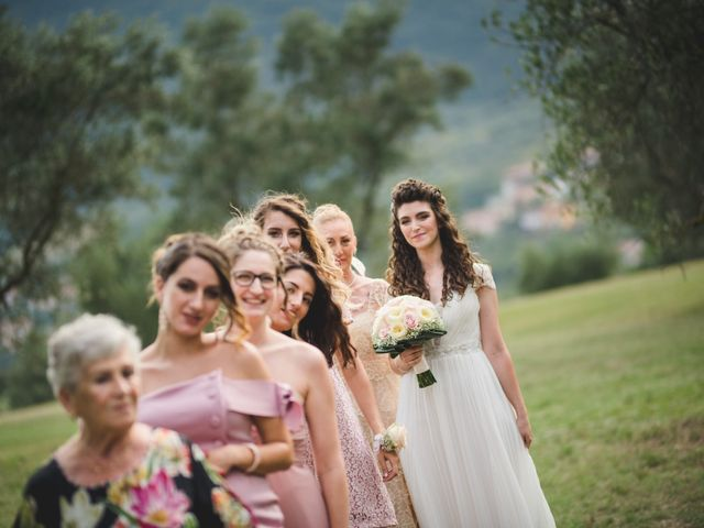 Il matrimonio di Simone e Selene a Prato, Prato 30