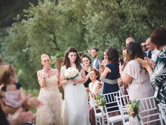 Il matrimonio di Simone e Selene a Prato, Prato 31