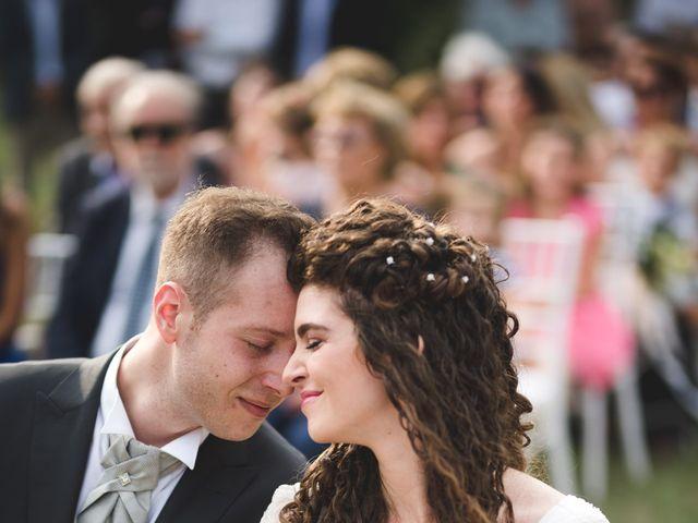 Il matrimonio di Simone e Selene a Prato, Prato 35