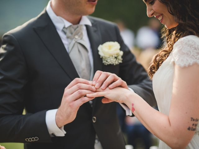 Il matrimonio di Simone e Selene a Prato, Prato 38