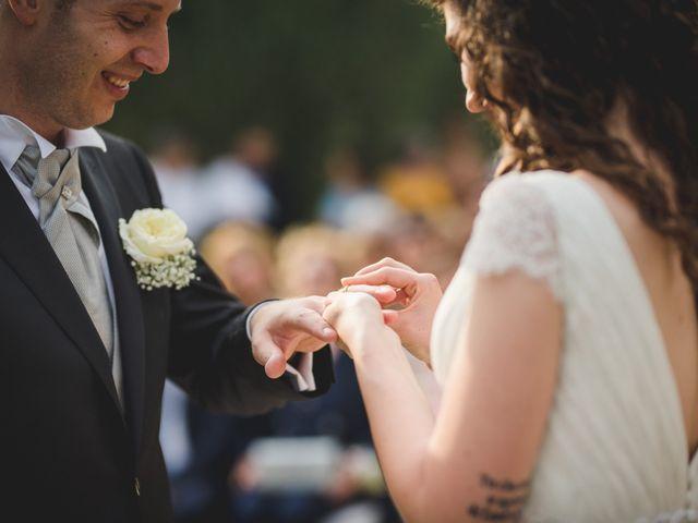 Il matrimonio di Simone e Selene a Prato, Prato 39
