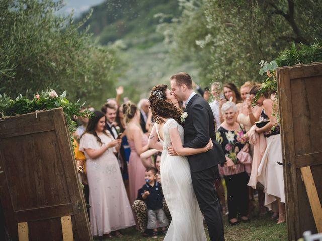 Il matrimonio di Simone e Selene a Prato, Prato 40
