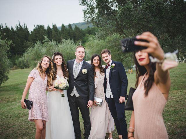 Il matrimonio di Simone e Selene a Prato, Prato 41