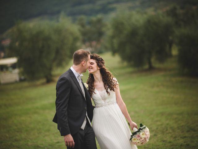 Il matrimonio di Simone e Selene a Prato, Prato 43