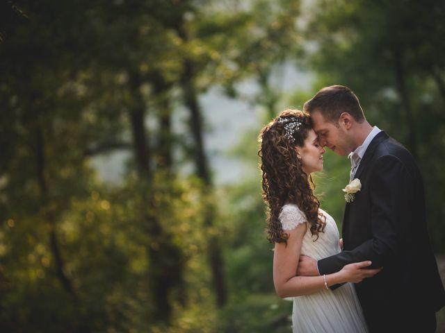 Il matrimonio di Simone e Selene a Prato, Prato 48