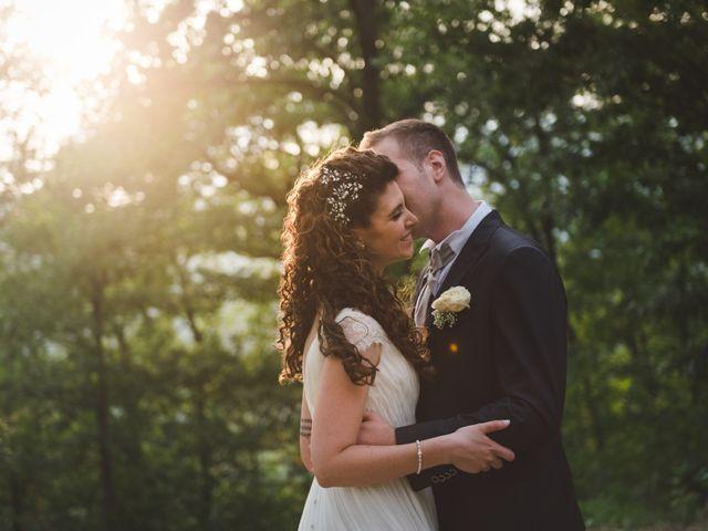 Il matrimonio di Simone e Selene a Prato, Prato 50