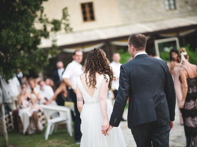 Il matrimonio di Simone e Selene a Prato, Prato 55
