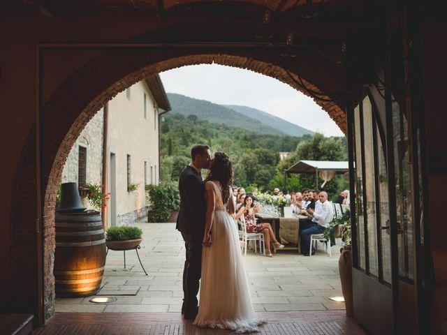 Il matrimonio di Simone e Selene a Prato, Prato 59