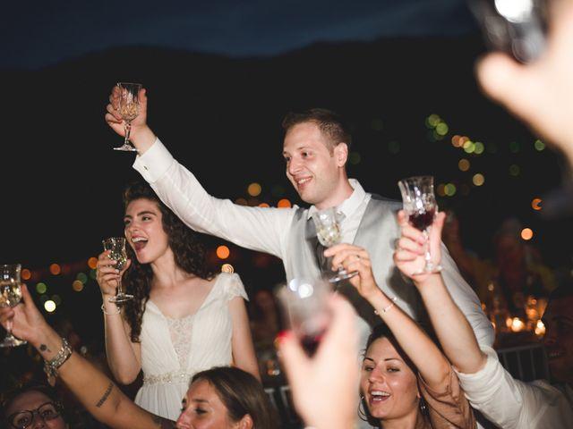 Il matrimonio di Simone e Selene a Prato, Prato 60