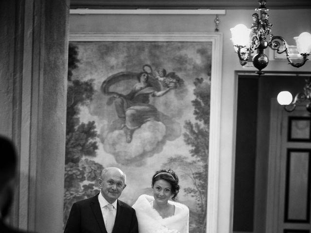 Il matrimonio di Gianfranco e Francesca a Correggio, Reggio Emilia 17