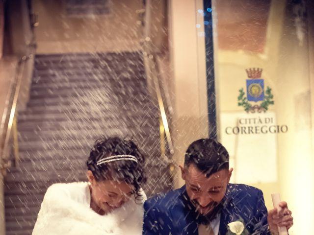 Il matrimonio di Gianfranco e Francesca a Correggio, Reggio Emilia 22