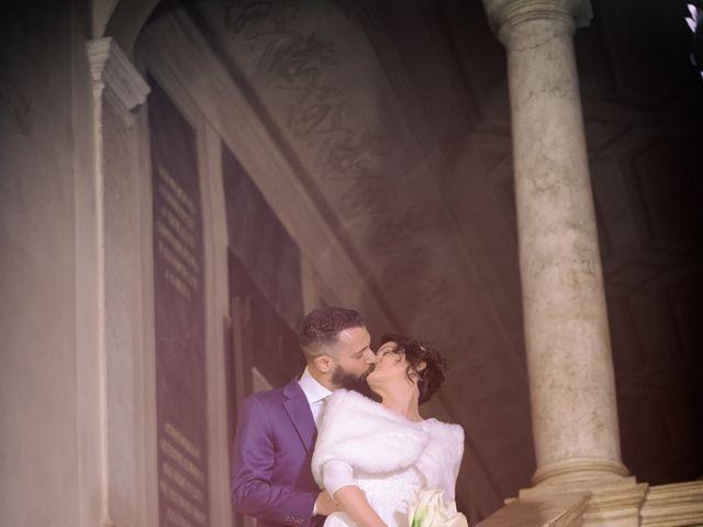 Il matrimonio di Gianfranco e Francesca a Correggio, Reggio Emilia 28