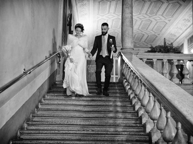 Il matrimonio di Gianfranco e Francesca a Correggio, Reggio Emilia 24