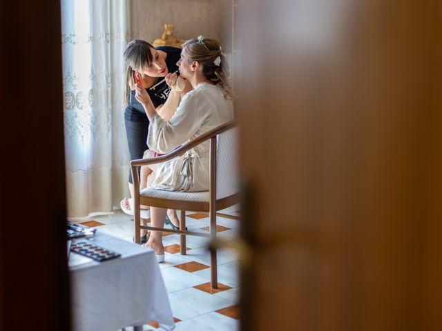 Il matrimonio di Salvatore e Euriclea a Vittoria, Ragusa 4