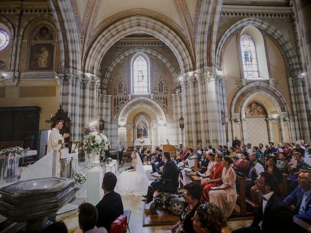 Il matrimonio di Nico e Chiara a Vasto, Chieti 34