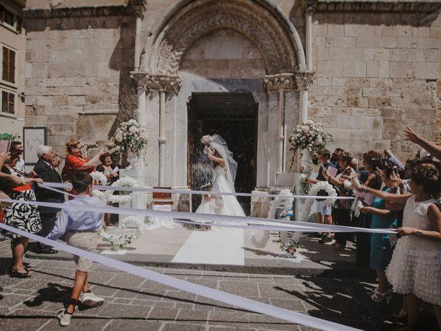 Il matrimonio di Nico e Chiara a Vasto, Chieti 55
